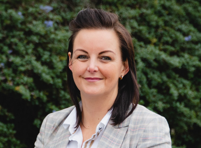 An Appointment with… Helen Symonds