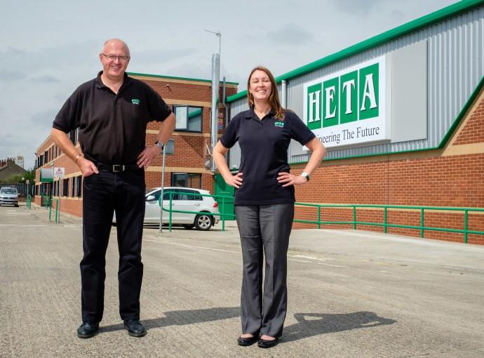 HETA completes move into £4.5m training centre