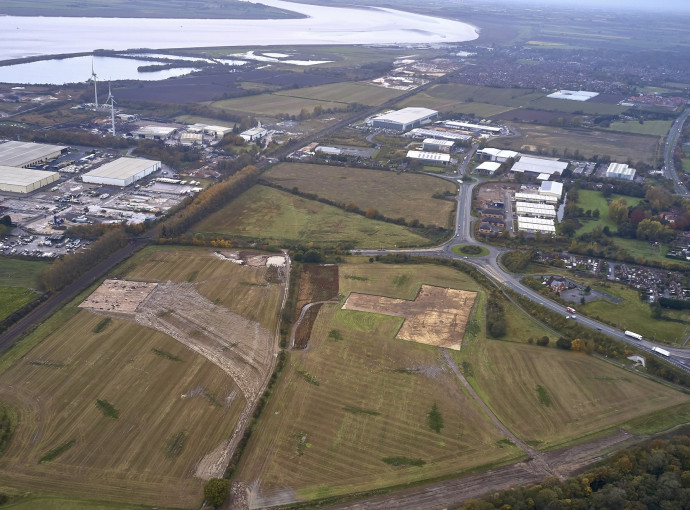 Proposed global retail logistics facility could create 1,500 jobs