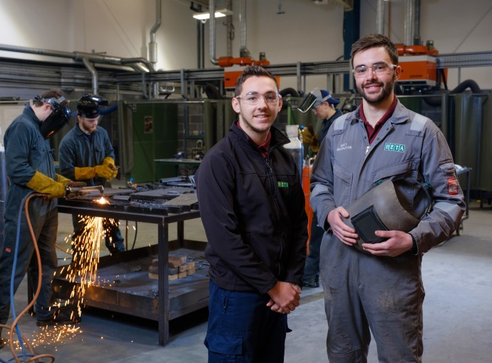 Instructors make move to train engineers of the future
