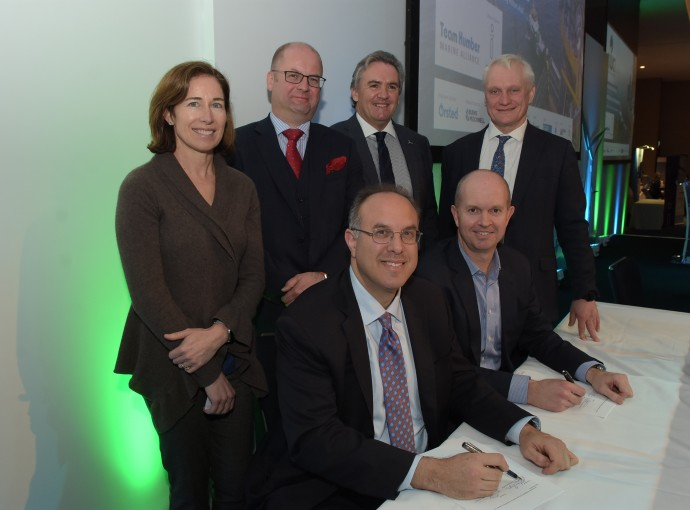 US deal will export Humber's offshore wind expertise