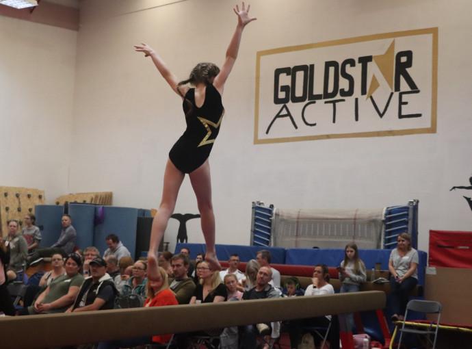 Fundraising successes help Goldstar members shine