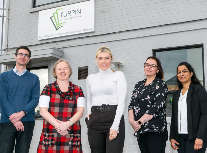Turpin marks 10th anniversary with rebrand and expansion