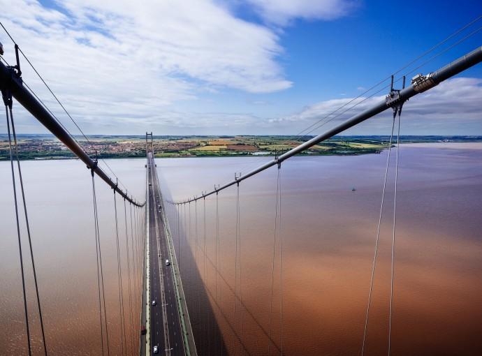 Spencer Group brings expertise to Humber Bridge