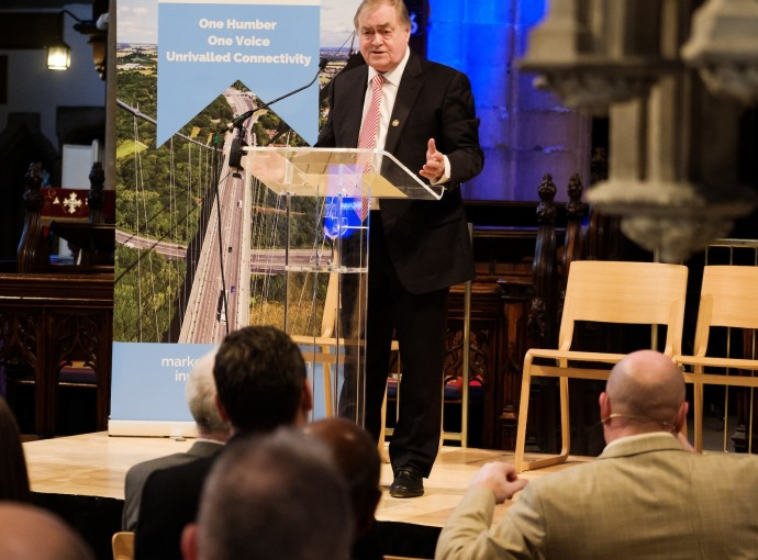 Prescott: 'The Humber can lead the world to a low-carbon economy'