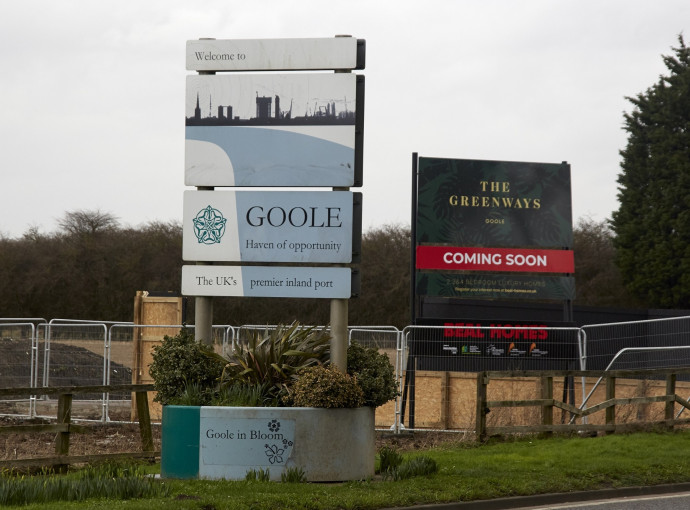 Beal says 'hello Goole' with launch of largest development yet