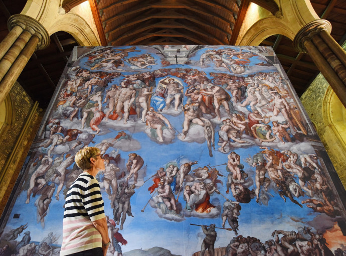 Businesses back Hull Minster in making Michelangelo's genius free to see