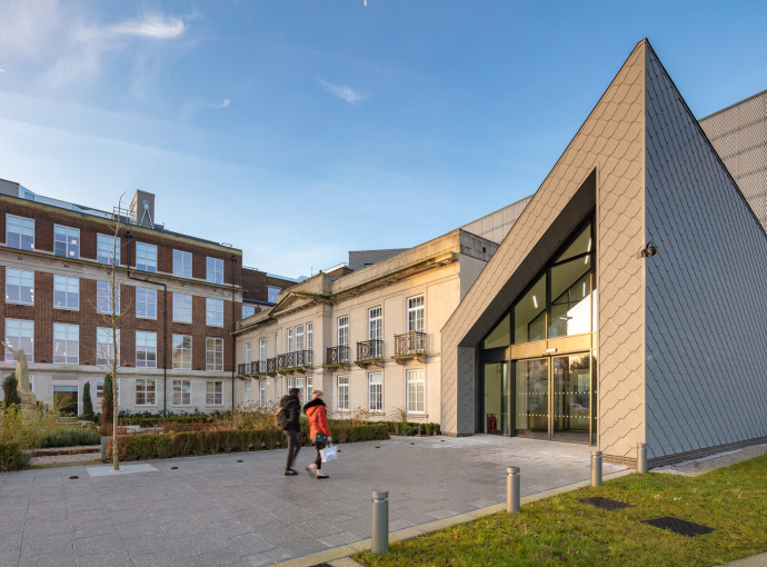 RB confirms £200m UK investment including new Science & Innovation Centre