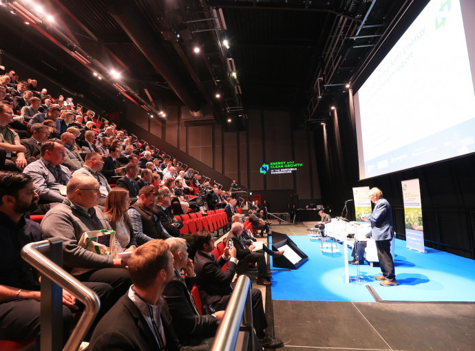 Landmark energy and clean growth conference hailed 'huge success'