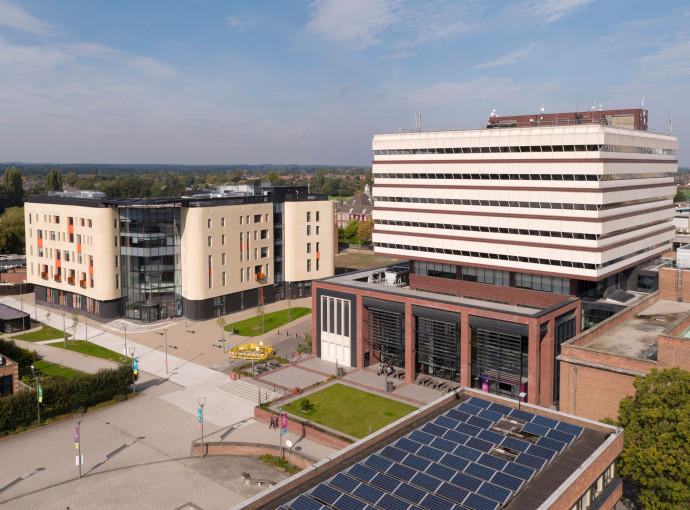 University of Hull partners with Siemens to create 2027 carbon-neutral roadmap