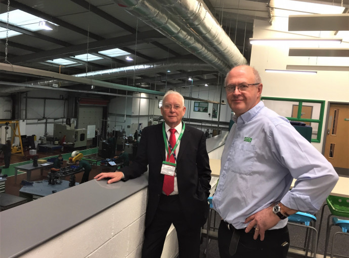 HETA and Viola Trust target trawler's return to provide opportunities for young engineers