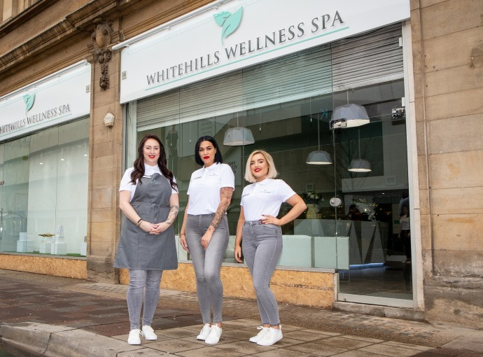 Wellness spa a welcome addition to city centre