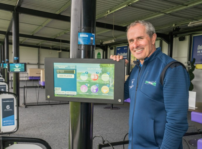 One Stop Golf becomes Yorkshire's first Toptracer Range