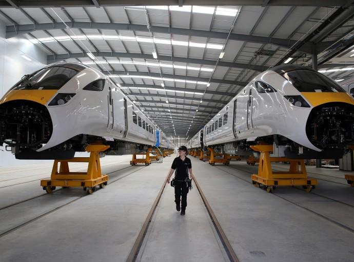 Northern engineering firms team up for Tyne & Wear Metro bid