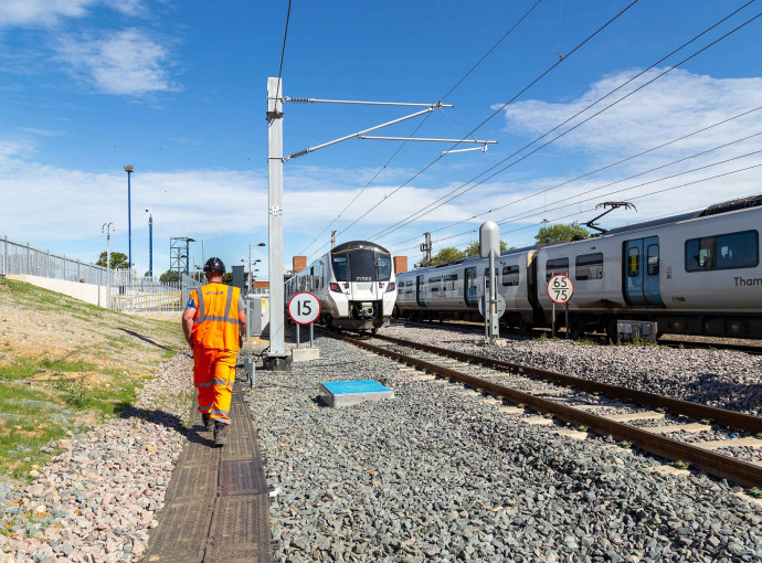 Rail infrastructure specialist completes major project ahead of schedule despite Covid-19