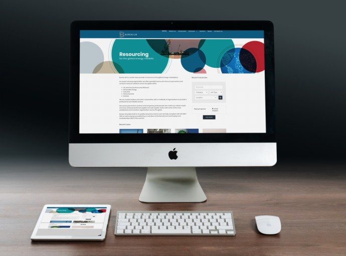 Energy recruitment experts launch new website to boost global expansion