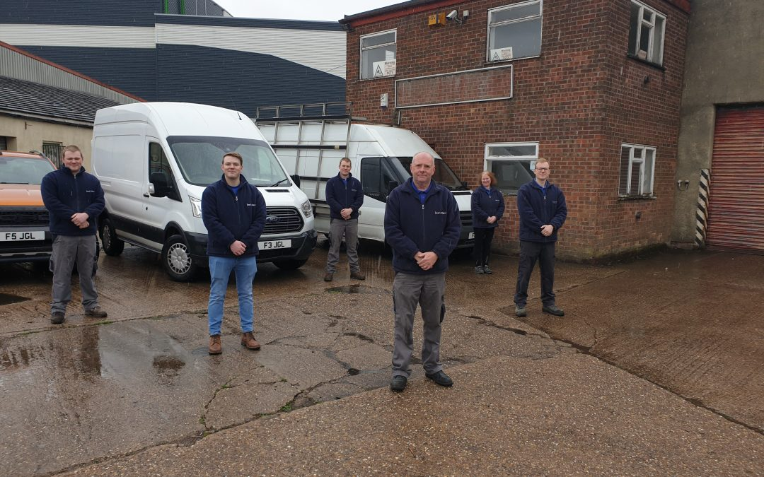 Move to new HQ fuels growth plans for historic Hull glass merchants