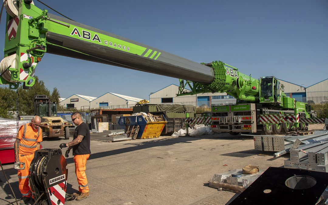 ABA reaches new safety heights with completion of £10m investment drive