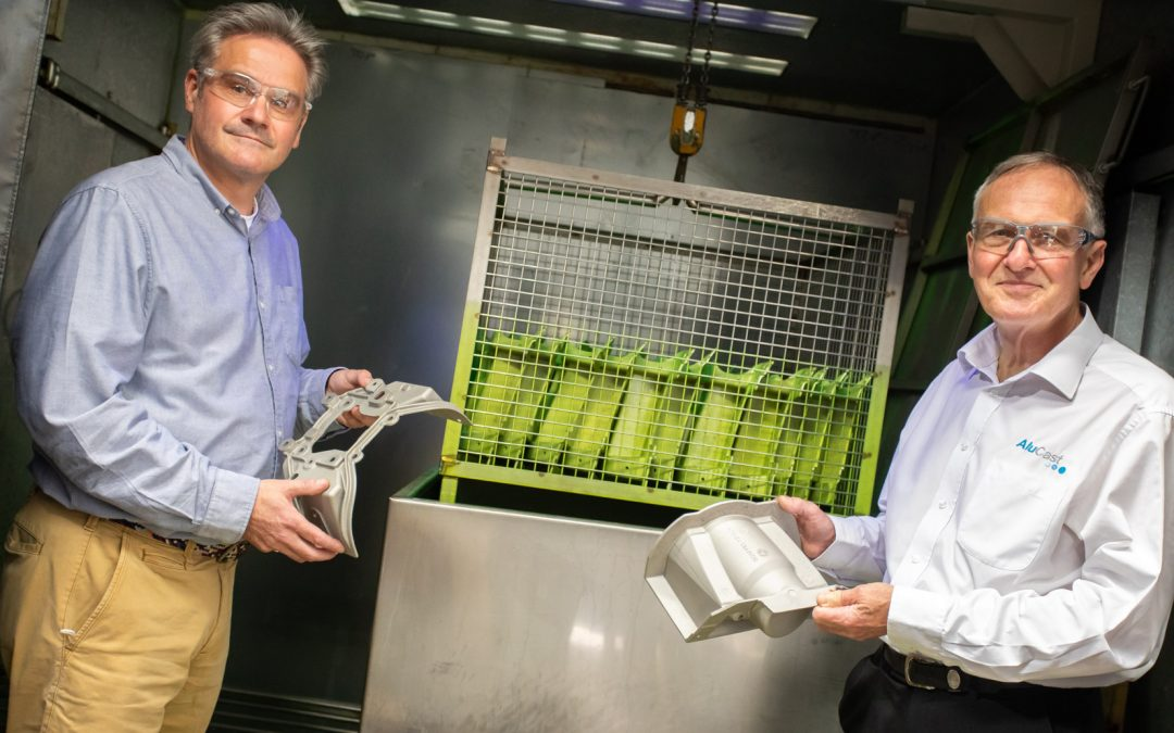 Alucast casts the dye with new £200,000 investment in testing capability
