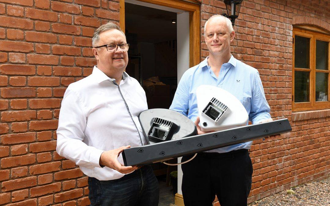 Shropshire engineers invest £500,000 into bringing the iDry to life