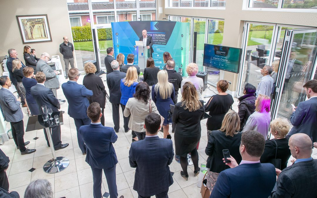 Digital event to help companies find out more about Black Country Business Festival