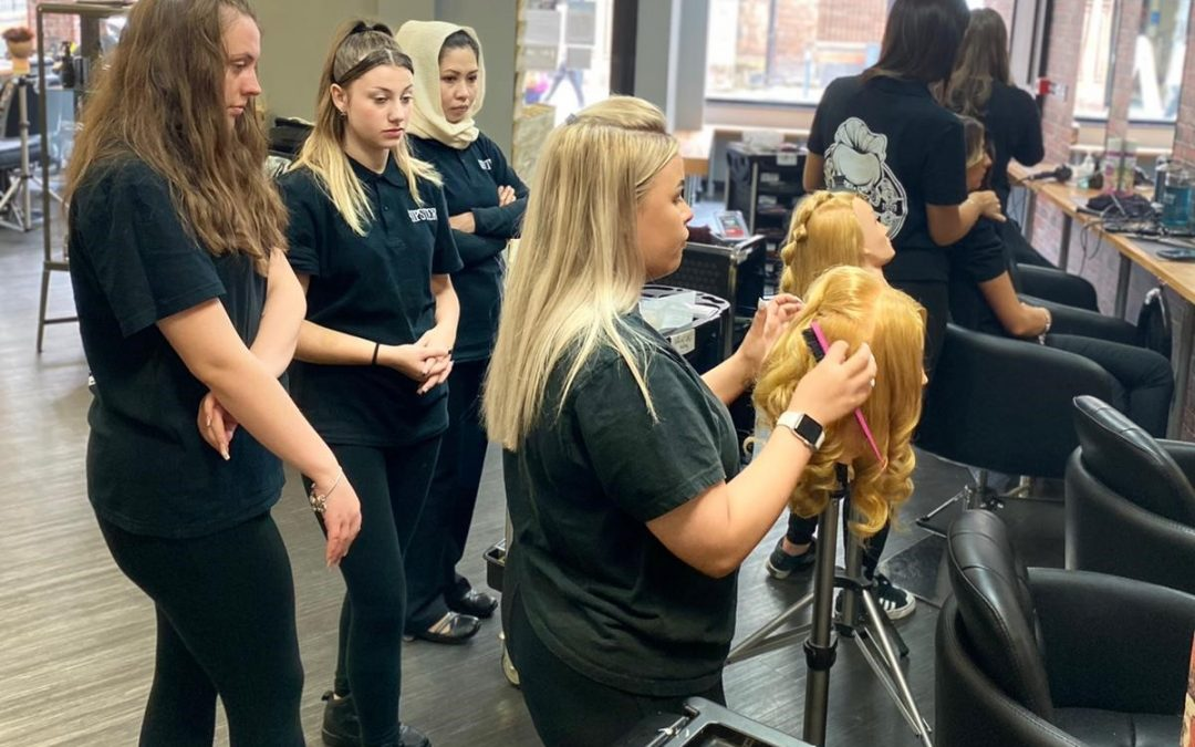 BCTG to help expanding barbers group to train new staff