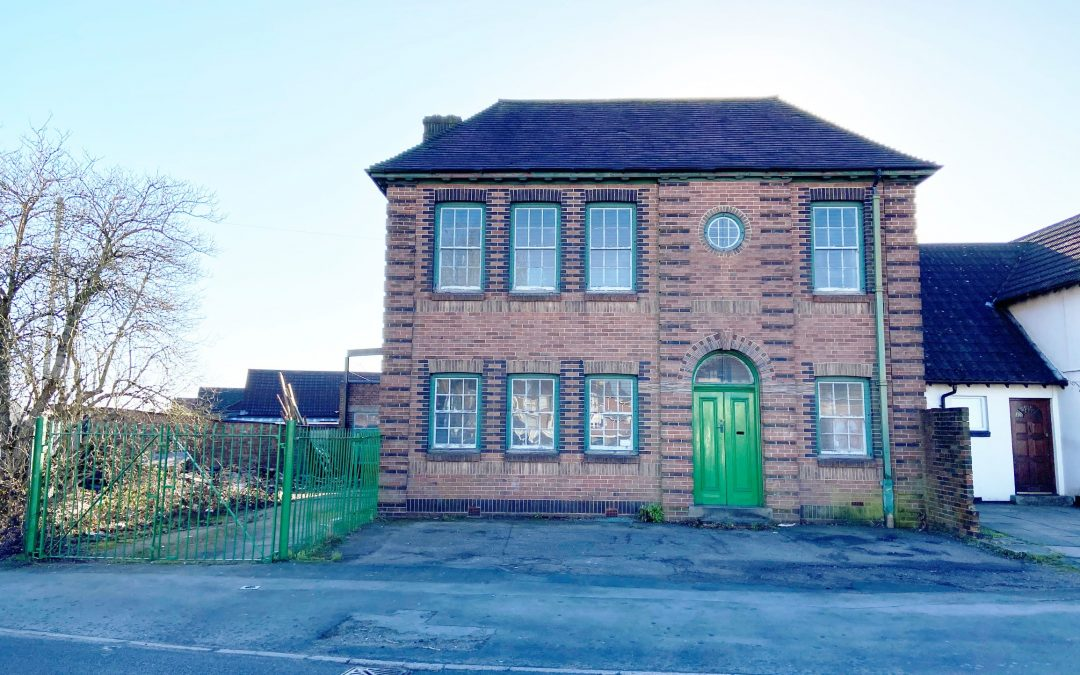 Bright as a button future for former factory up for sale with Bond Wolfe Auctions