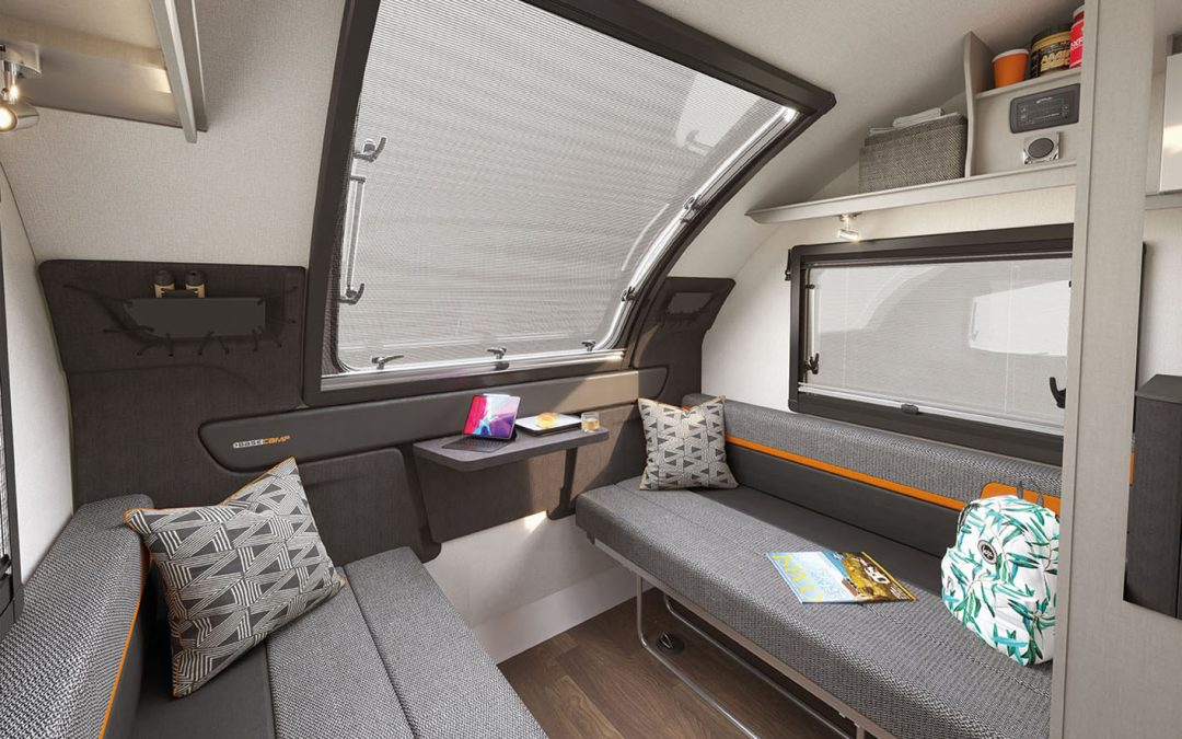 Camping vehicle specialist turns to 'Creo' to execute Swift model launch