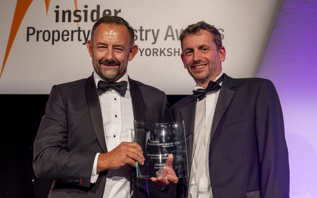 Beal takes Yorkshire's best housebuilder title to continue award-winning run