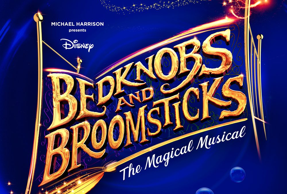 Disney's BEDKNOBS AND BROOMSTICKS flies into Wolverhampton Grand Theatre with new shows announced for 2022!