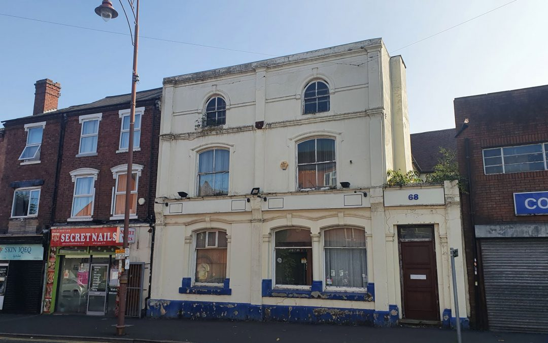 Black Country building to be brought back to life after sale to ambitious developer