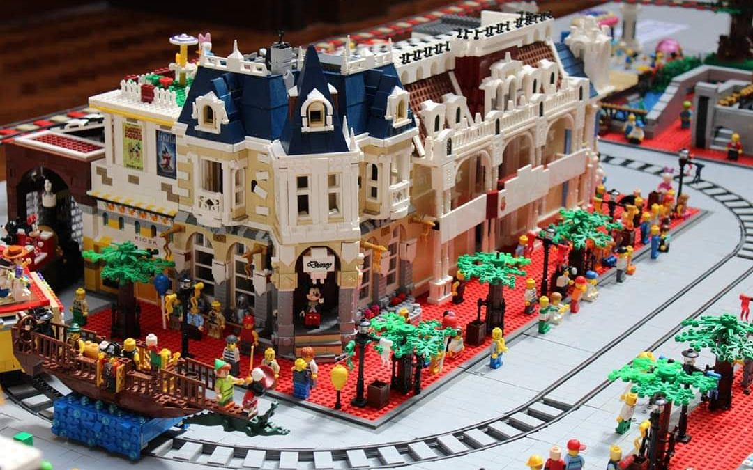 Hull Brickfest builds on success to bring two days of Lego family fun