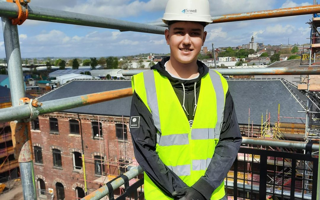 Sewell Construction appointed Industry Partner of Wakefield College