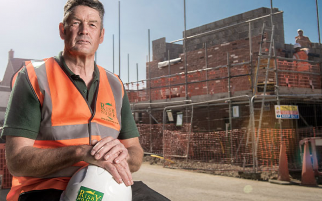Risby Homes site manager scoops national award