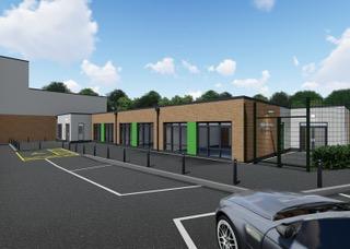 Darwin Group begins construction on new academy teaching block
