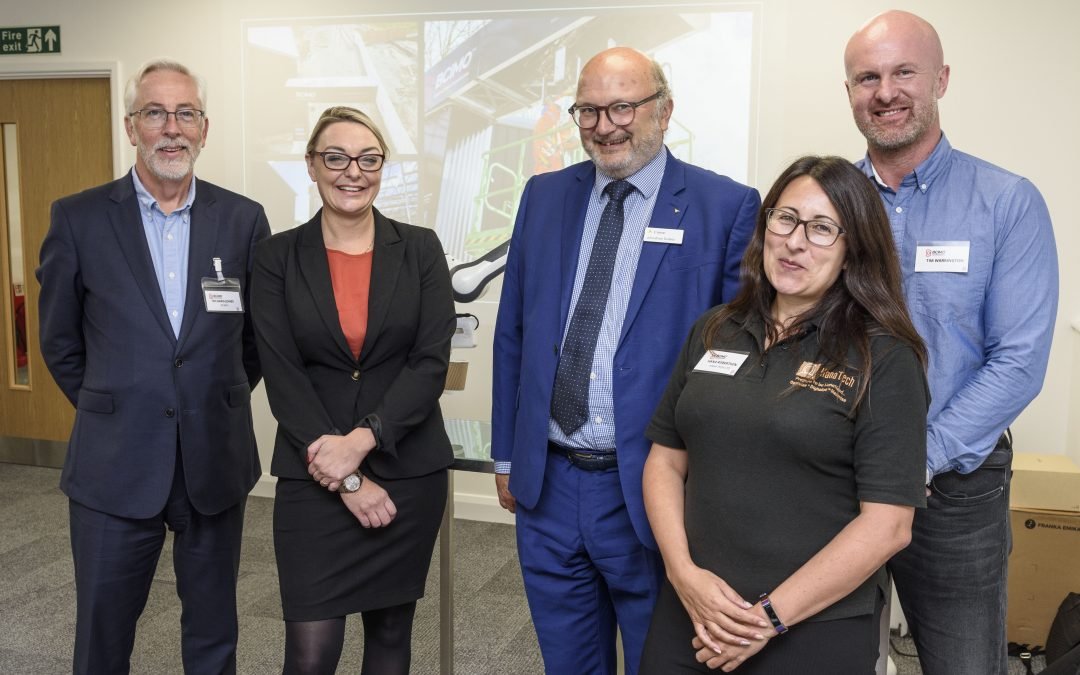 Black Country SMEs urged to get on track with new Very Light Rail industry at Factory of the Future event