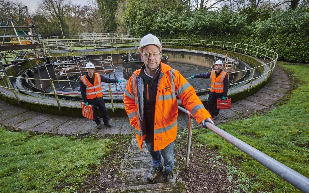 Deritend Group secures £multi-million framework agreements with Severn Trent Water