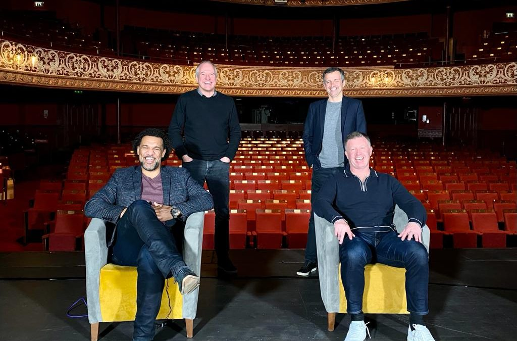 Grand Theatre set to launch vodcast with Steve Bull MBE, Sky TV's Johnny Phillips and special guests including Led Zeppelin legend Robert Plant