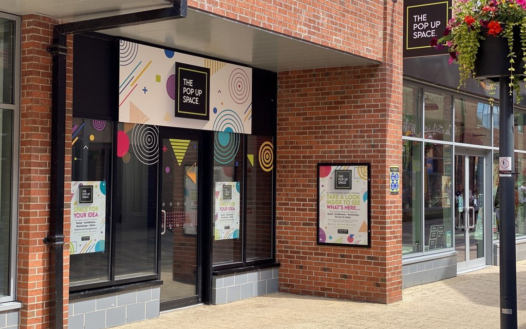 Pop-up space to help new businesses branch out at busy Flemingate centre