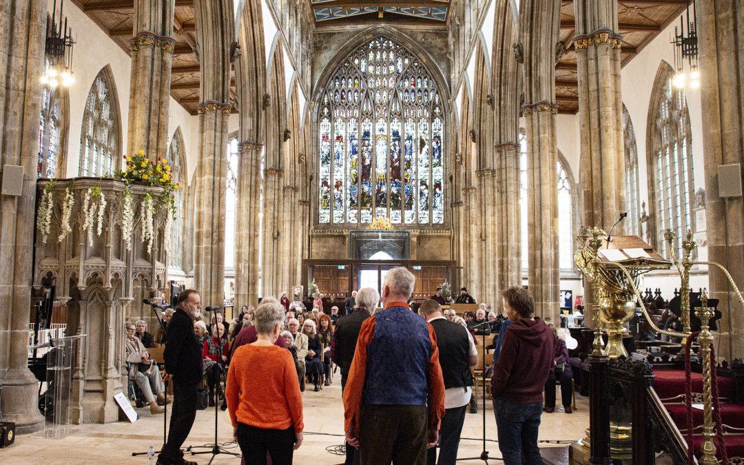 Folk in Hull announces Trinity Square music festival