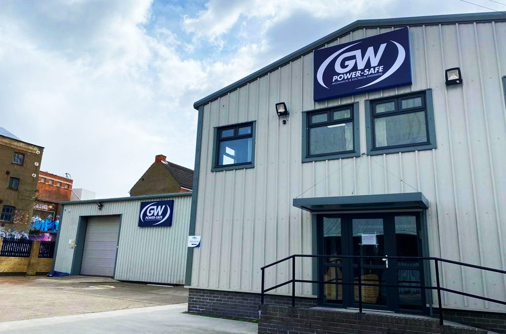 Growing mechanical and electrical firm celebrates move into new premises