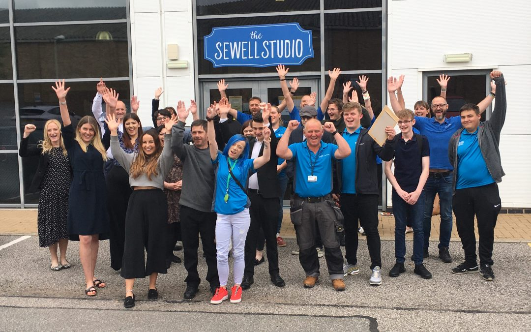Sewell's summer internship programme helps participants set sail into employment