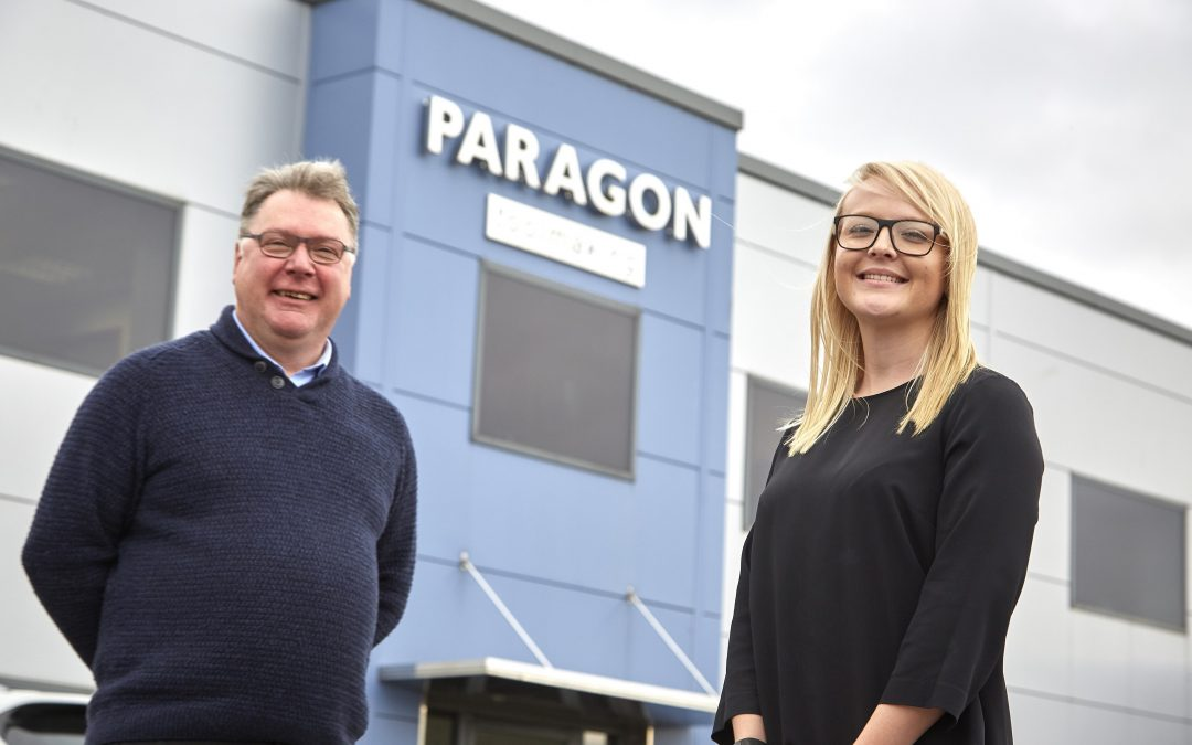 Investor pledges to give Paragon the tools to ensure another 50 successful years