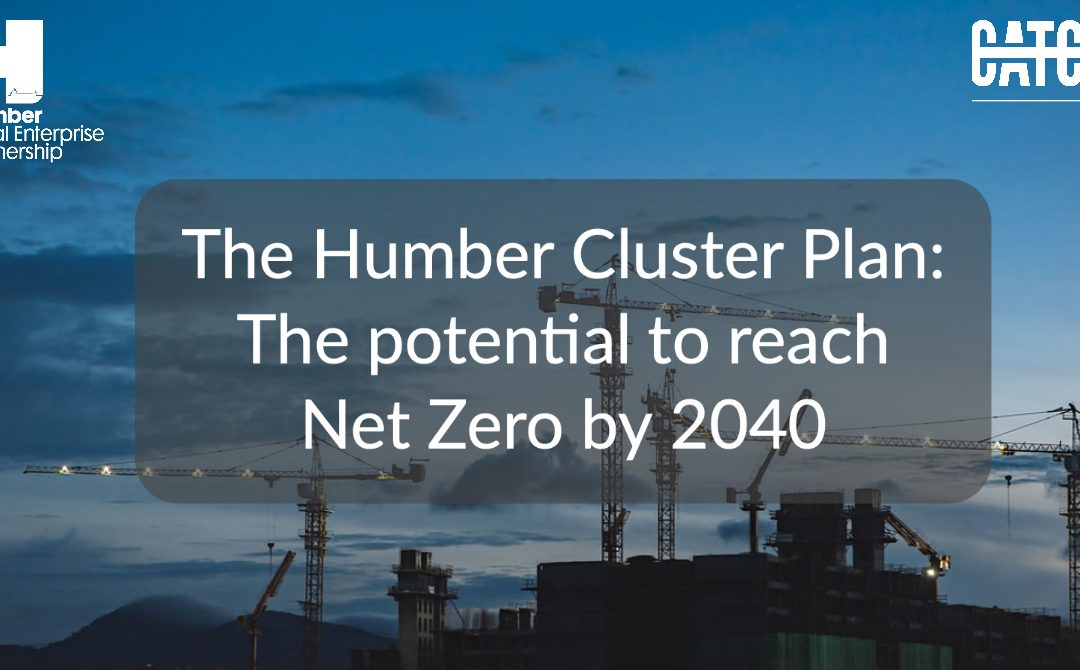 Success for Humber Cluster Plan in £1.7m decarbonisation funding bid
