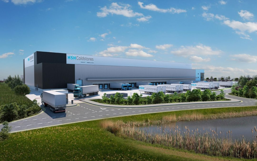 Plans submitted for £15m facility to deliver more jobs and growth at Grimsby's Europarc