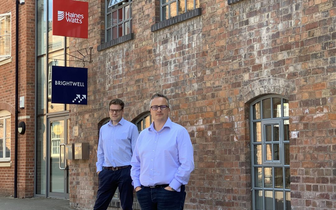 Haines Watts invests £100,000 into Worcester city centre move