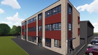 Darwin Group starts on site to deliver eye-catching new school building