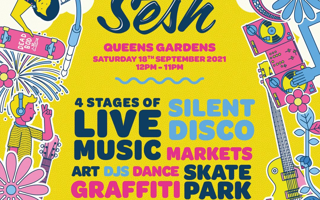 Humber Street Sesh organisers to bring 15,000-capacity music festival to Hull's Queen's Gardens