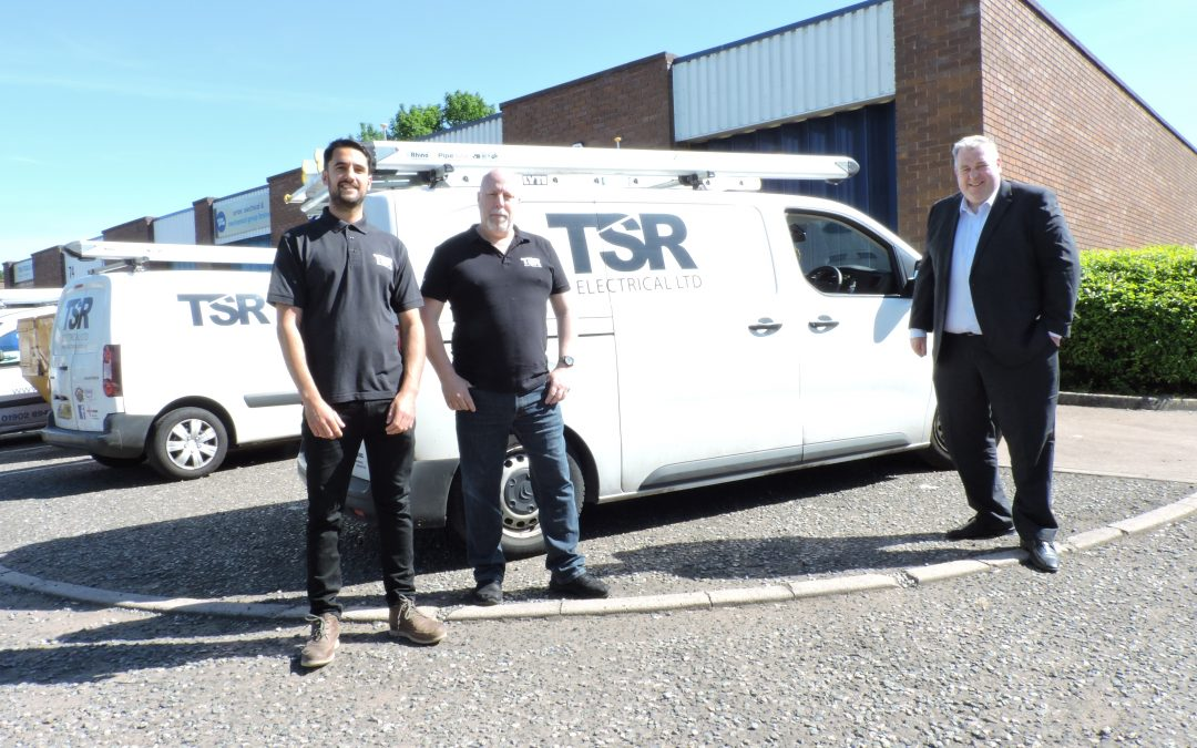 New jobs on the way as electrical contractor expands into bigger base