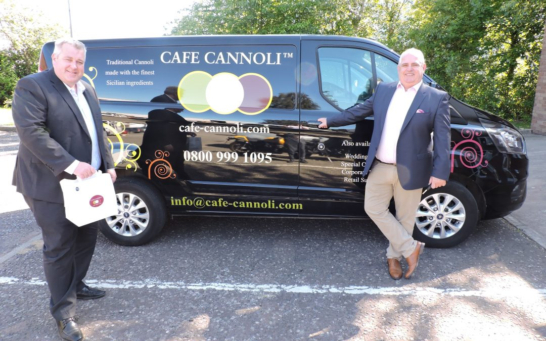 The cannoli way is up as Sicilian street food specialist finds new premises